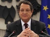 الرئيس القبرصي يبحث مع رئيس المجلس الأوروبي القضية القبرصية