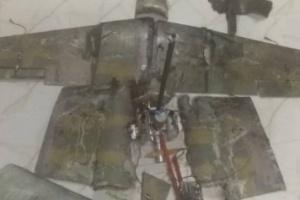 إسقاط طائرة حوثية مفخخة في الدريهمي