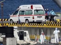 بريطانيا تجلي رعاياها العالقين على السفينة دايموند المصابة بفيروس كورونا غدا