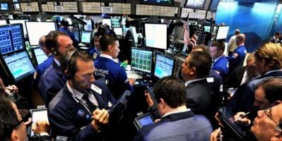 الأسهم الأمريكية تنخفض متأثرة بفيروس كورونا