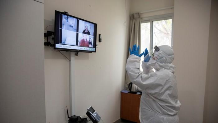 """إسرائيل تسجل أول حالة إصابة بفيروس """"كورونا"""""""