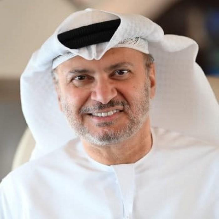 """قرقاش يعلق على الدور الإنساني للإمارات مع المقيمين العرب بـ""""ووهان"""""""