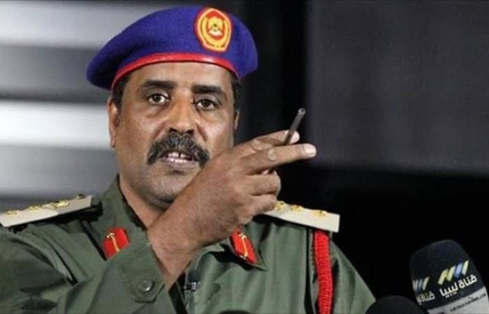 الجيش الوطني الليبي: جاهزون لقطع دابر الإرهاب التركي