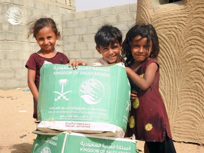 "بقيمة 862 مليون دولار.. ""سلمان للإغاثة"": 79 مشروعا غذائيا باليمن"