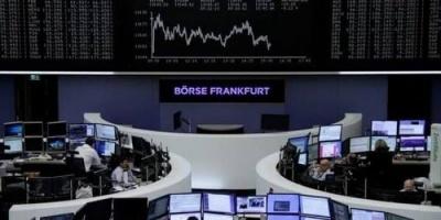 """بورصة أوروبا تتراجع وأنظار المستثمرين تتجه إلى تأثير """"كورونا"""""""