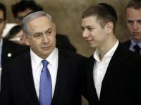 نجل نتنياهو يتهم الشرطة الإسرائيلية بالتستر على مقتل عربي