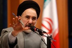 """هكذا يستغل النظام الإيراني خاتمي """"المحظور"""" لحشد الناخبين"""