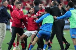 اتحاد الكرة المصري يهدد لاعبي الأهلي والزمالك بعقوبات مغلظة