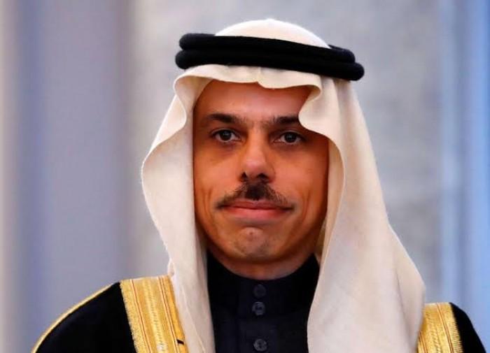 وزير الخارجية السعودي يستقبل نائب الكتلة البرلمانية للاتحاد المسيحى بألمانيا