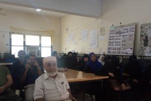 انتقالي التواهي يحارب التطرف بالتوعية في المساجد