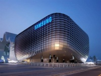 """""""سامسونج"""" تغلق مصنعها في كوريا الجنوبية بعد إصابة عامل بكورونا"""