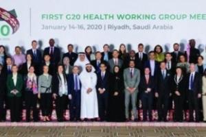 وزراء مجموعة الـ20 يجتمعون في الرياض لرؤية اقتصادية جديدة