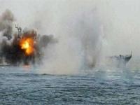 التحالف العربي: تدمير زورق حوثي مفخخ و3 ألغام