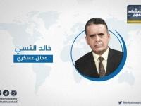 النسي: هدفنا استعادة الدولة.. والحوثي والإخوان ومرتزقة الجنوب أعداؤنا