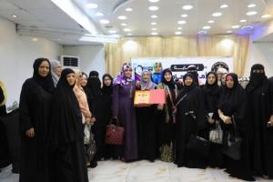 """""""دائرة المرأة بالانتقالي"""" تؤبن المناضلة رضية إحسان الله (صور)"""