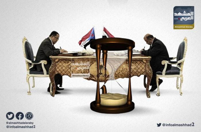 """""""اتفاق الرياض"""" بين التزام """"الانتقالي"""" ومناورات """"الشرعية"""" (إنفوجراف)"""