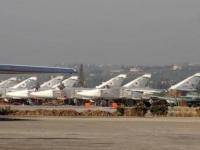 الطائرات الروسية تنفذ غارات جوية تستهدف القوات التركية بإدلب