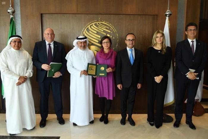 السعودية تبحث مع البرلمان الأوروبي التعاون بالجانب الإغاثي باليمن