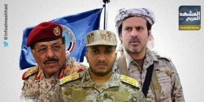القباطي يحرم أسر شهداء مجزرة مأرب من رواتبهم