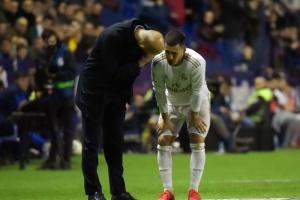 ريال مدريد يكشف طبيعة إصابة هازارد