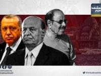 بإقالة محافظ المهرة.. هادي لقمة سائغة بيد قطر وأعوانها