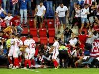 أشبيلية يقسو على خيتافي بثلاثية نظيفة في الدوري الإسباني