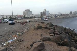 مصدر يوضح سبب الانفجار الذي سُمع بساحل أبين