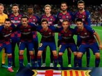 20 لاعب في قائمة برشلونة لمباراة نابولي