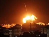 الدفاعات الجوية السورية تتصدى لأهداف معادية فوق دمشق