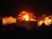 """بغارات جوية.. إسرائيل تقصف أهدافًا لـ""""الجهاد"""" في سوريا وغزة"""