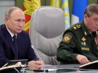 بوتين يتعهد بتزويد الجيش والبحرية الروسيين بأحدث الأسلحة