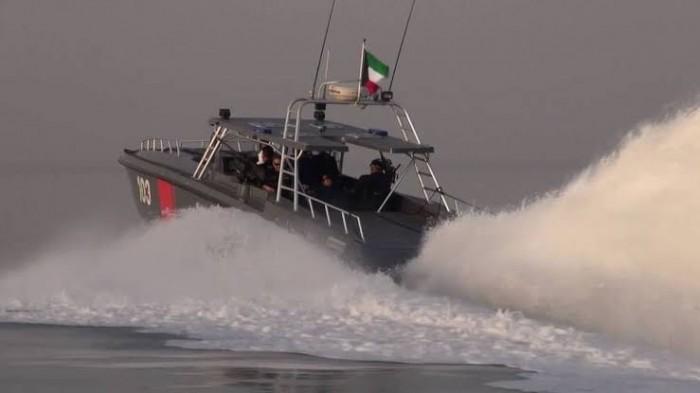 إحباط محاولة دخول 8إيرانيين إلى الكويت عبر البحر
