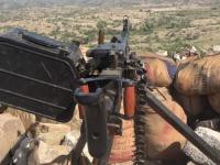 خسائر بالجملة للمليشيات الحوثية في جبهات القتال شمالي الضالع