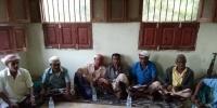 بحث تفعيل دور المقاومة الجنوبية والحزام الأمني في أحور