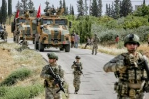 تركيا تعاود تسيير دورياتها المشتركة مع روسيا في سوريا