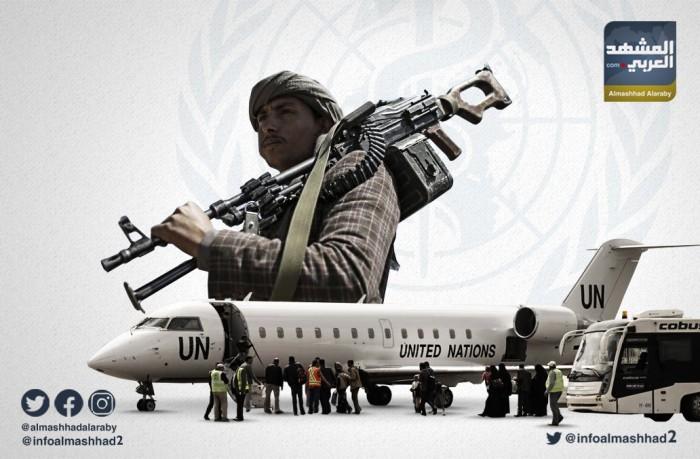 التعنت الحوثي يوقف الجسر الإنساني(إنفوجراف)