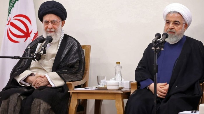 صحفي: نظام إيران هو كورونا الحقيقي.. ويجب مكافحته