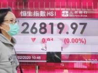 البورصة الصينية تقاوم «كورونا» بأقل خسائر بين البورصات الآسيوية