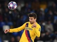 برشلونة يعلن جاهزية بيكيه للكلاسيكو