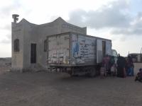 بدعم إماراتي..عيادة متنقلة إلى منطقة الغويرق بالتحيتا (فيديو)