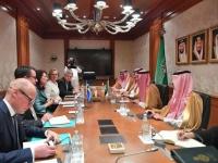 الجبير: السعودية قدمت 14 مليار دولار مساعدات إنسانية لليمن