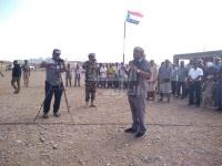انحيازا للشعب.. ثالث كتيبة تعلن ولاءها للقوات الجنوبية في سقطرى