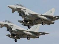 مقاتلات التحالف العربي تقصف مليشيا الحوثي في 3 محافظات