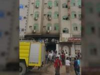 انفجار قنبلة في فندق بعدن