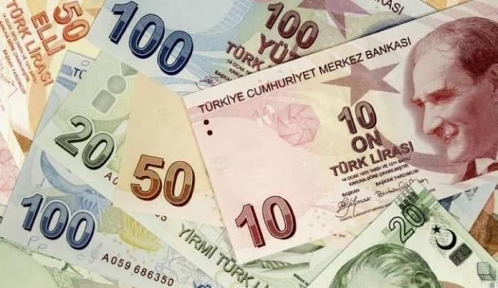 الليرة التركية تتهاوي لأدنى مستوياتها خلال 9 أشهر
