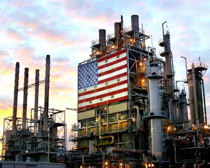 مخزونات النفط الأمريكي ترتفع 452 ألف برميل في أسبوع