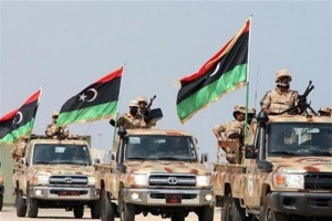 الجيش الليبي: سقوط 5 قتلى من عائلة واحدة نتيجة استهداف سيارتهم بطائرة مسيرة