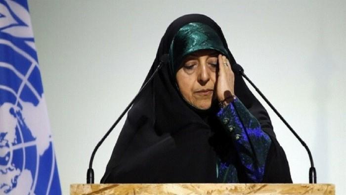 """عقب إصابة نائبة روحاني بكورونا.. تويتر يشتعل غضباً بهاشتاج """"إيران"""""""