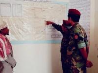 ترتيبات لحملات توجيه معنوي بالحزام الأمني في قطاع يافع رصد