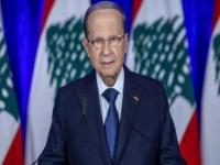 """الرئيس اللبناني يطلق أعمال باخرة التنقيب عن النفط """"تانجستن اكسبلورر"""""""